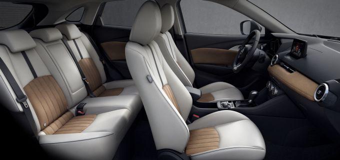 独マツダ、CX-3の特別仕様車「HOMURA」を発表