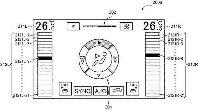マツダ、タッチパネルとその操作入力方法に関する特許出願