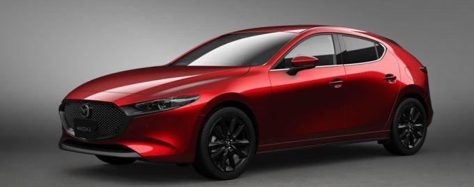 新型Mazda3(BPEP SPIRIT 1.1)納車待ち70日目、生産日決定