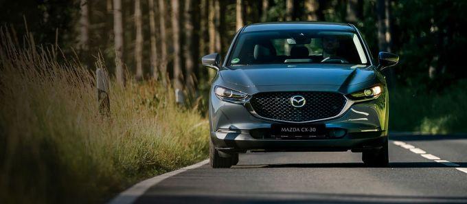 9月にドイツで売れたマツダ車の60%は電動化技術を採用