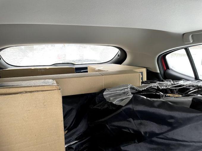 新型Mazda3(BPEP SPIRIT 1.1)納車待ち63日目、タイヤの準備