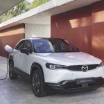 マツダ、MX-30 EVモデルをアメリカに今秋投入!まずはカリフォルニア州から