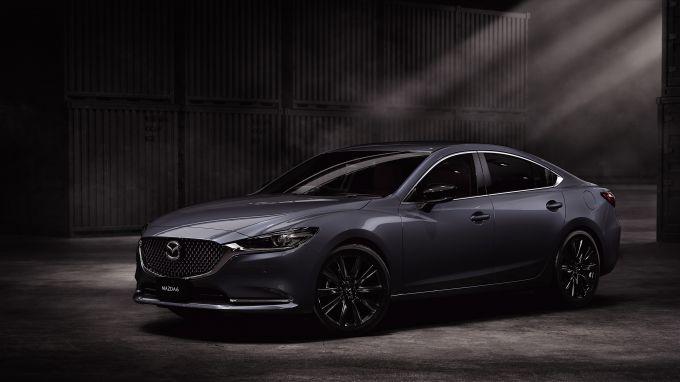 マツダ、Mazda6のほんの一部のみを改良し発売
