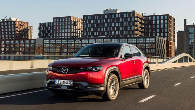 独マツダ、2020年の総括を報告。電動化車両率は60.5%