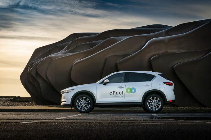 マツダ、eFuel Allianceに参加、自動車メーカー初