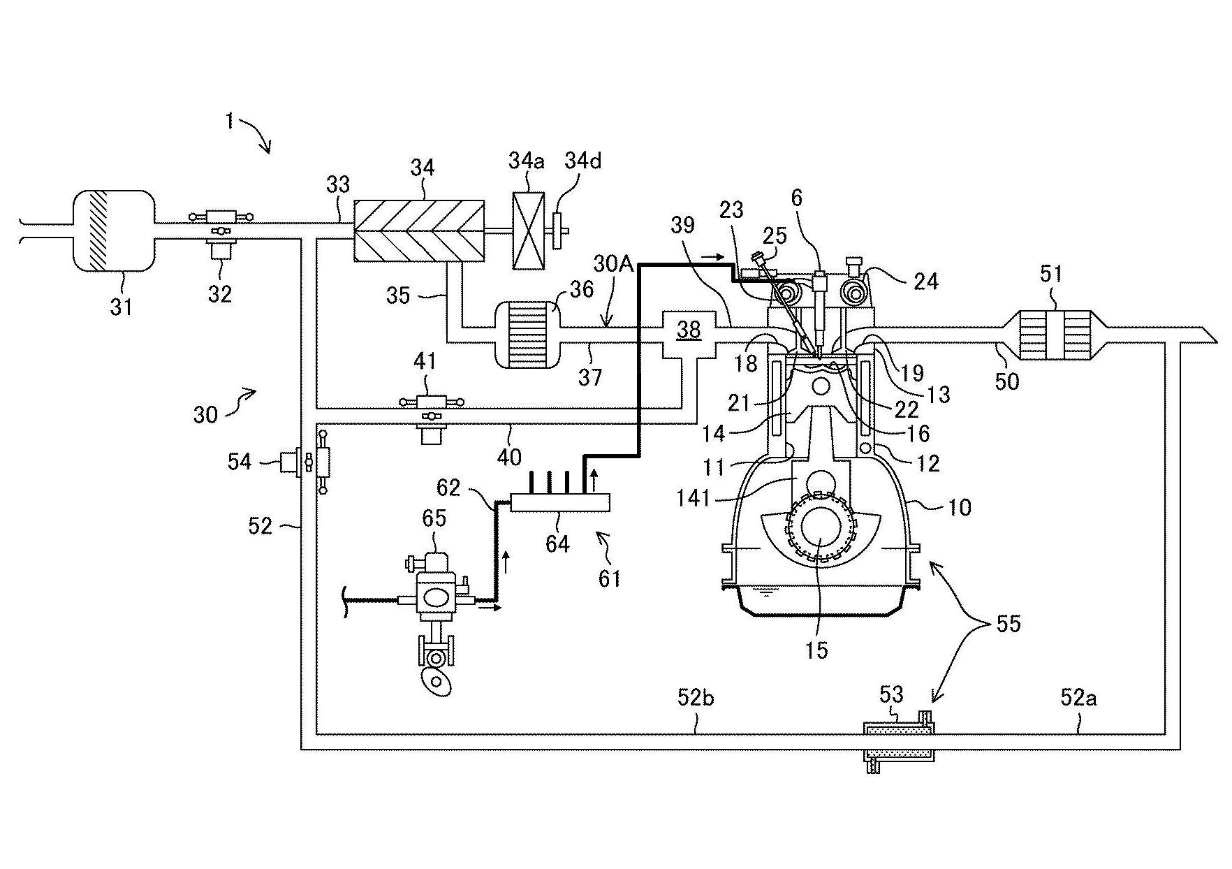 マツダ、過給機を持つエンジンの吸気システムに関する特許取得