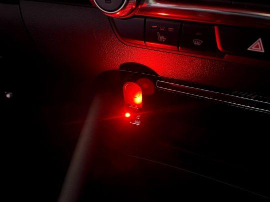 Mazda3にUSBポート追加とリモート操作について