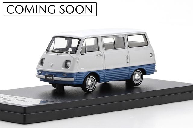 マツダコレクション、3月22日にモデルカー1車種を新発売