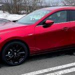 Mazda3(BPEP SPIRIT 1.1)の3,000km走行後のミニレビュー