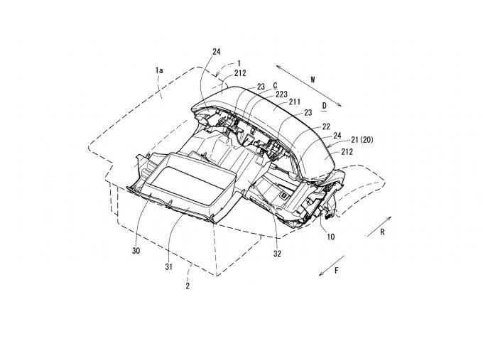 [特許]マツダ、MX-30の外内装に関する複数の特許を出願