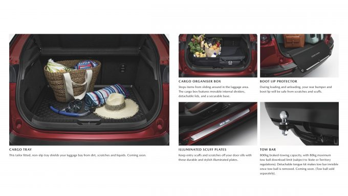 豪州マツダ、MX-30 M Hybridモデルを発売。アクセサリーにも注目