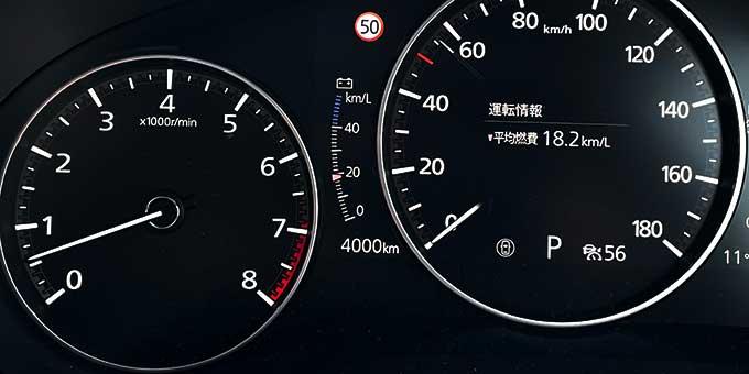 Mazda3(BPEP SPIRIT 1.1)でドライブ 4,000km到達