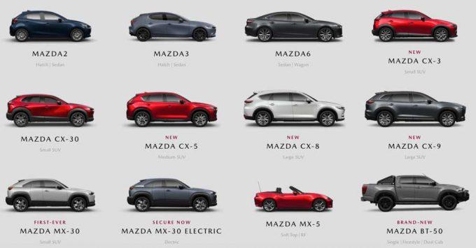 マツダ、2021年6月の豪州市場で前年同月比29.8%増