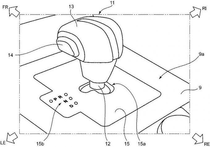 マツダ、運転者の疲労軽減可能なシフト装置の特許出願