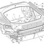[特許]マツダ、クーペボディを想定した車体構造に関する特許を出願