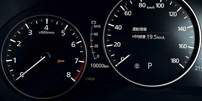 Mazda3(BPEP)納車後195日目、ドライブ 10000km到達