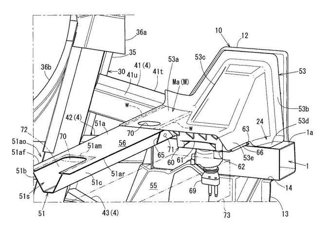 マツダ、2ドアスポーツカーを想定した特許を複数出願