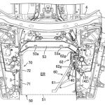 [特許]マツダ、ラージ商品群のエンジンのカプセルカバーに関する特許を出願