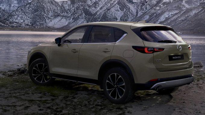 マツダ、アメリカとヨーロッパで2022 CX-5を発表!