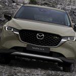 [雑感]2022 CX-5(2021年商品改良車)とラージ商品群のSUVについて少し