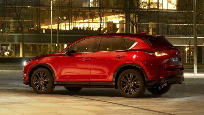 マツダ、アメリカ仕様の全CXモデルをi-ACTIV AWD標準に