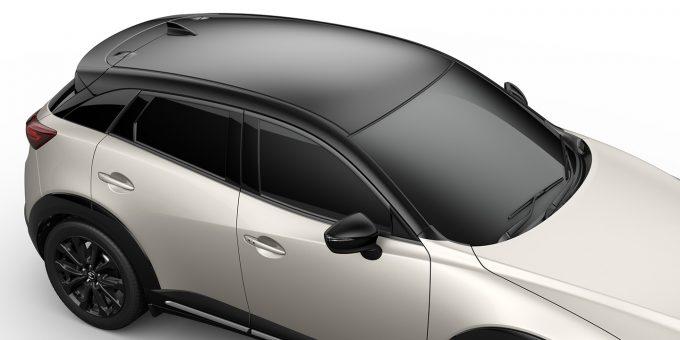 マツダ、CX-3を商品改良しデザインを深化させた特別仕様車やOPTを設定