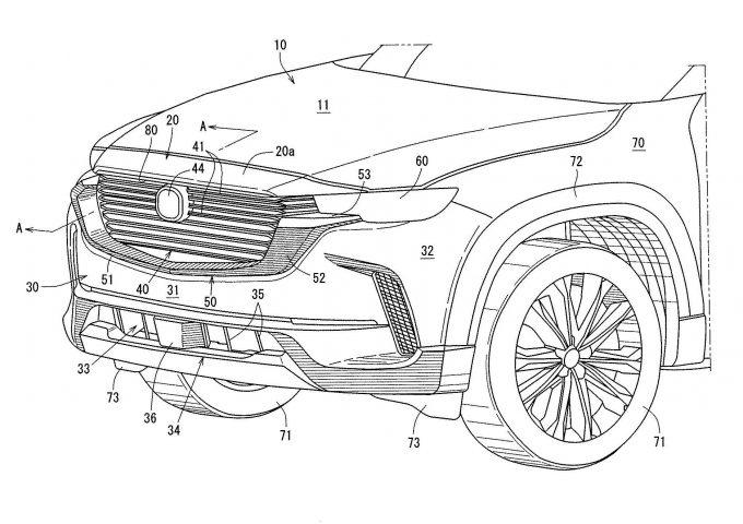 マツダ、車両の車体構造に関する特許を出願、CX-50か?